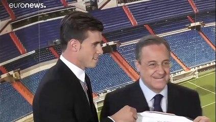 Gareth Bale s'éloigne du Real Madrid et se rapproche de Tottenham