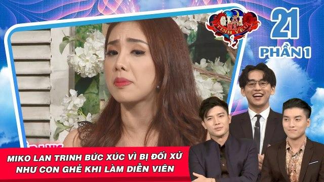 Miko Lan Trinh bức xúc vì bị đối xử như con ghẻ khi làm diễn viên
