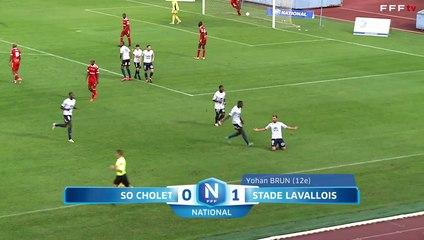 (J05) Cholet 1 - 1 Laval