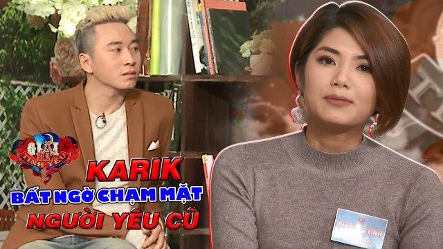Đàm Phương Linh nói thẳng trước mặt Karik là không muốn làm bạn với người yêu cũ