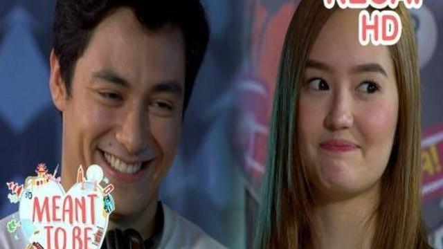 Meant To Be: Fake couple anti-Joshua yabang   Episode 102 RECAP