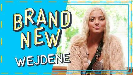 Qui est Wejdene, le nouveau phénomène du moment ?   Interview Brand New