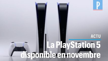 La PlayStation 5 sortira le 19 novembre prochain en France