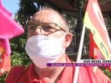 Les syndicats de retour dans la rue après la crise sanitaire - Reportage TL7 - TL7, Télévision loire 7