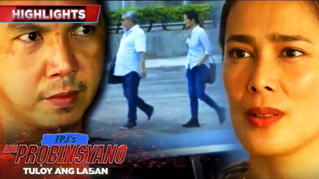 Diana and Teddy are followed by Art's men | FPJ's Ang Probinsyano