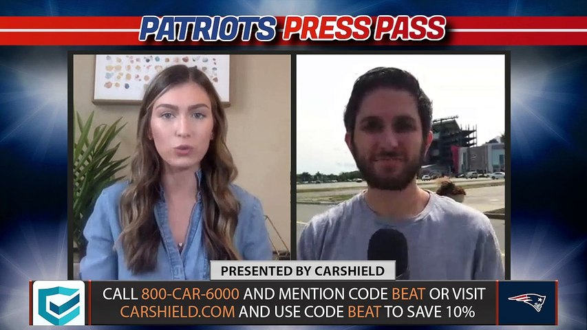 How Can the Patriots Contain Russell Wilson on Sunday? | Patriots Press Pass