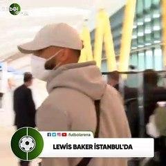 Lewis Baker İstanbul'da