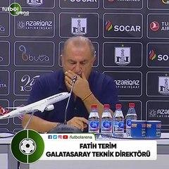 """Fatih Terim: """"Oyuncularımın mücadelesinden memnunum"""""""