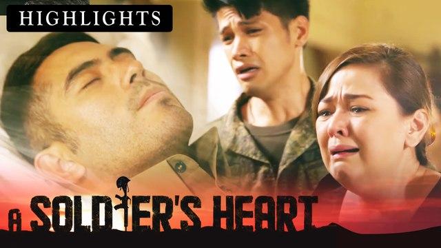 Minda mourns over Alex's death | A Soldier's Heart