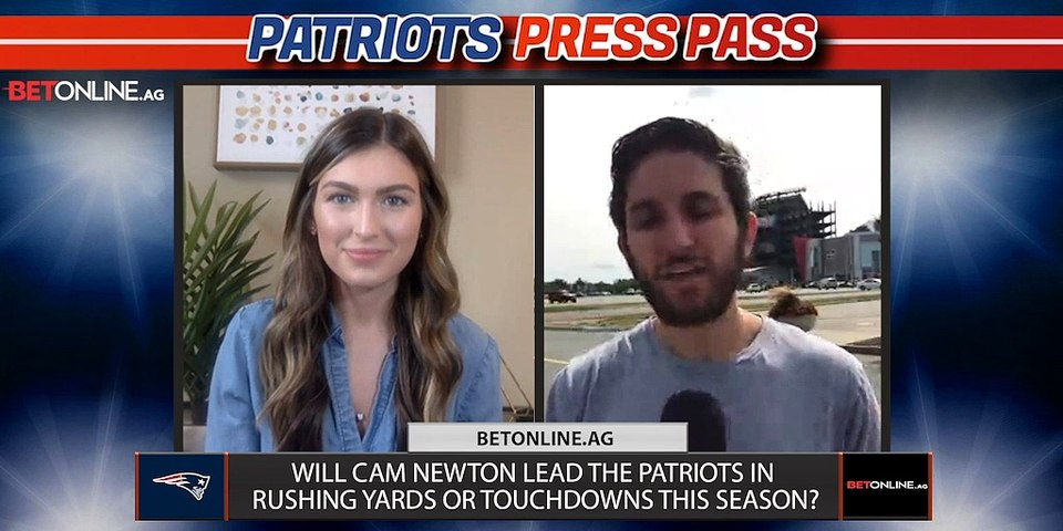 BOL: Will Cam Newton Lead the Patriots in Rushing Yards or Touchdowns This Season?