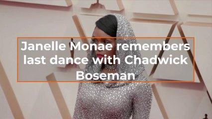 Janelle Monae's Memory Of Chadwick Boseman