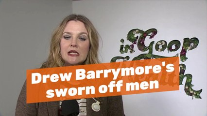 How Drew Barrymore Deals With Men