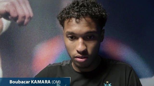 OM-Saint-Etienne : la réaction de Kamara