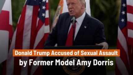 New Sexual Assault Claims From Former Model Amy Dorris