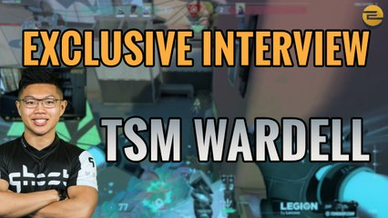 TSM Wardell Interview: Chapter 1 of Competitive Valorant & Sentinels Rivalry