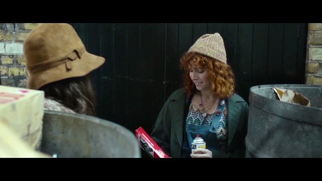 Misbehaviour Movie Clip - Graffiti