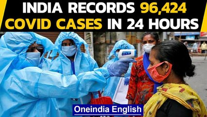 Covid-19: India records 96,424 cases in 24 hours, global tally soars past 30 million mark | Oneindia