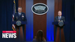 U.S. Joint Chiefs of Staff vice chairman refutes claim COVID-19 was made in lab