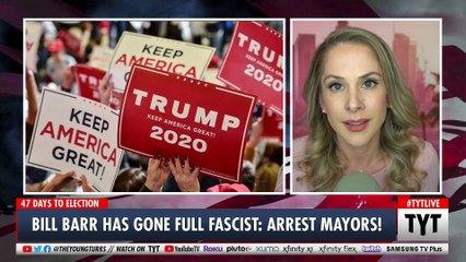Bill Barr: Arrest Mayors and Protesters