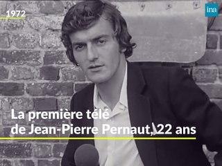 La toute première télé de Jean-Pierre Pernaut