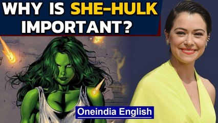 She-Hulk to be played by Tatiana Maslany | Marvel female superheroes | Oneindia News