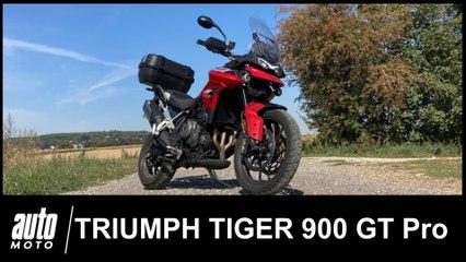 Triumph TIGER 900 2020 Essai Auto Moto