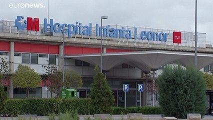 España ya tiene hospitales al límite por la segunda ola de la pandemia