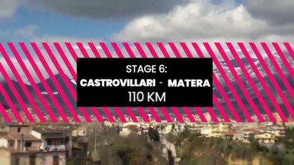 Giro d'Italia 2020 & ENIT: Stage 6
