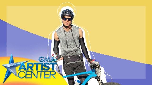 E-Date Mo Si Idol: Bike together with John Vic Guzman, game ka ba?