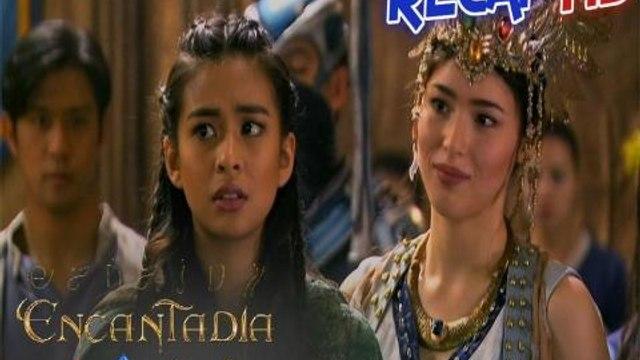 Encantadia: Panlilinlang ni Reyna Amihan kay Hagorn | Episode 130 RECAP (HD)