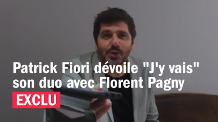 """EXCLU - Patrick Fiori dévoile """"J'y vais"""" son duo avec Florent Pagny"""