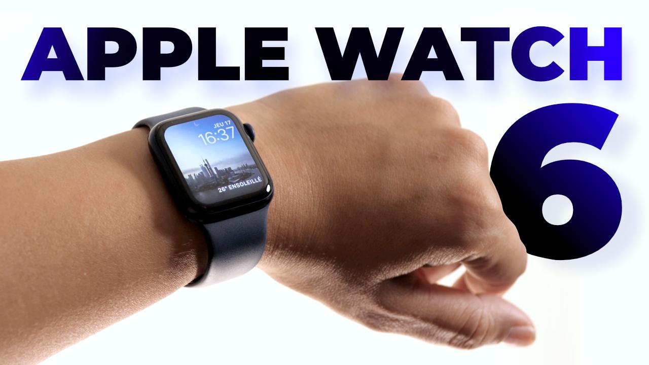 Nous avons reçu l'Apple Watch Series 6 ! Quelles sont les NOUVEAUTÉS ?