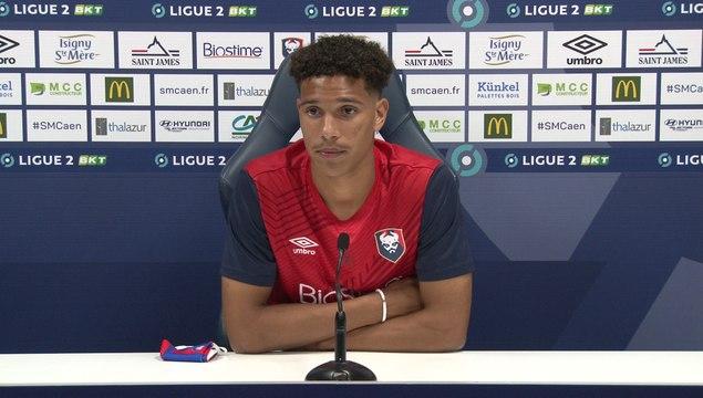 J4 Ligue 2 BKT : La conférence de presse avant SMCaen / FC Chambly