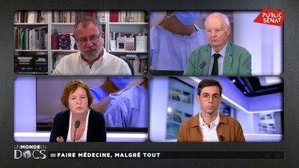 Ethique médicale, cette matière que l'on n'apprend pas à la faculté - Un monde en docs (19/09/2020)