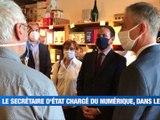 A la Une : Les dancings sont vides / L'ASSE créée l'exploit à Marseille / Un ministre dans la Loire - Le JT - TL7, Télévision loire 7