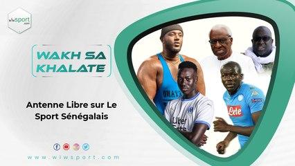 Antenne Libre sur Le Sport Sénégalais