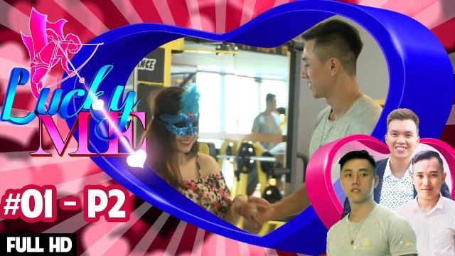 Buổi khiêu vũ lãng mạn giữa cô hot girl & anh chàng PT tại phòng tập thể hình | LUCKY ME #1|Phần 2