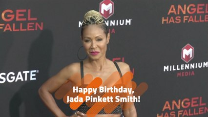 Jada Pinkett Smith Is 49
