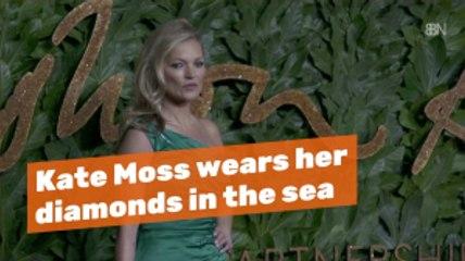 You Don't Swim Like Kate Moss