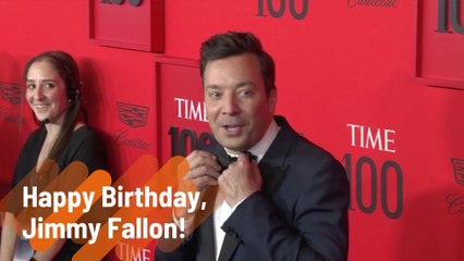 Jimmy Fallon Is 46