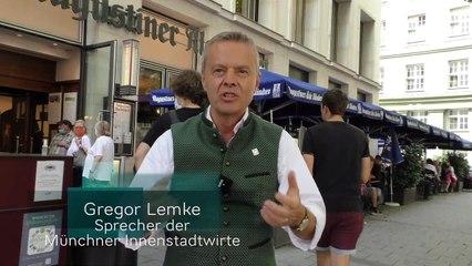 Statt Wiesnanstich am 19.09.2020 - Tracht anziehen und in die Münchner Innenstadt: O'Zapft is zur Wirtshauswiesn