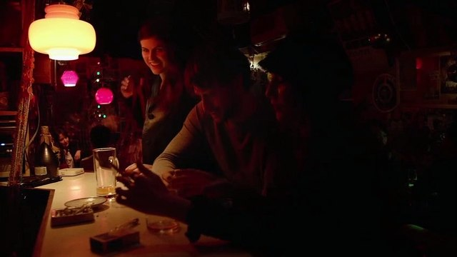 Lost Girls & Love Hotels Movie clip - Margaret Tells Her Friends