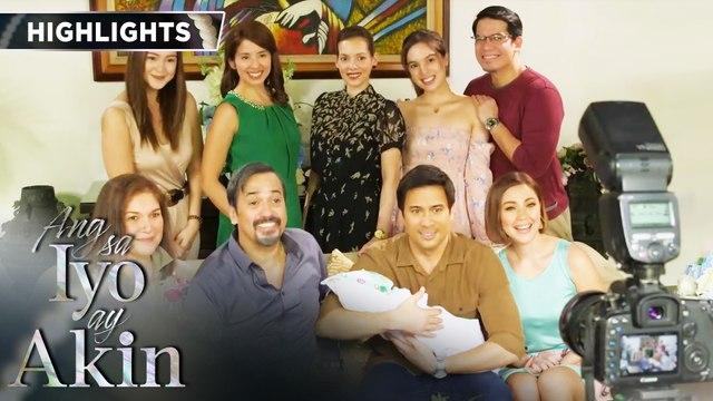 Marissa joins the Villarosa's family picture | Ang Sa Iyo Ay Akin