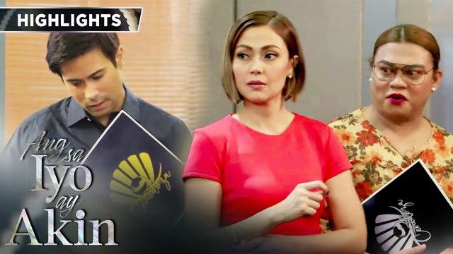 Tutti catches Marissa staring at Gabriel | Ang Sa Iyo Ay Akin