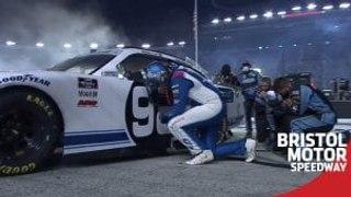 NASCAR Cup Final Laps