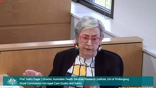 Calls to mandate staffing ratios to improve aged care