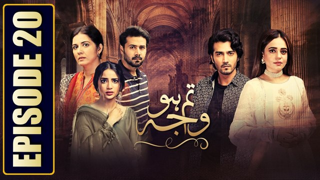 Tum Ho Wajah | Episode 20 | HUM TV Drama | 18 September 2020