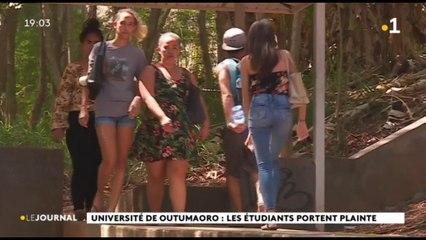 Agression : les étudiants excédés portent plainte contre l'UPF et l'OPH
