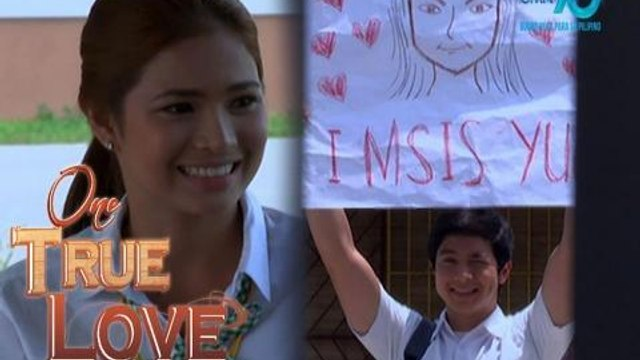 One True Love:  Tisoy's little surprise for Elize   Episode 30