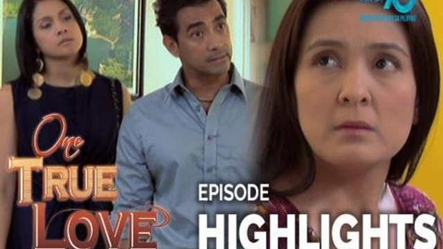 One True Love: Carlos confronts Ellen  Episode 30
